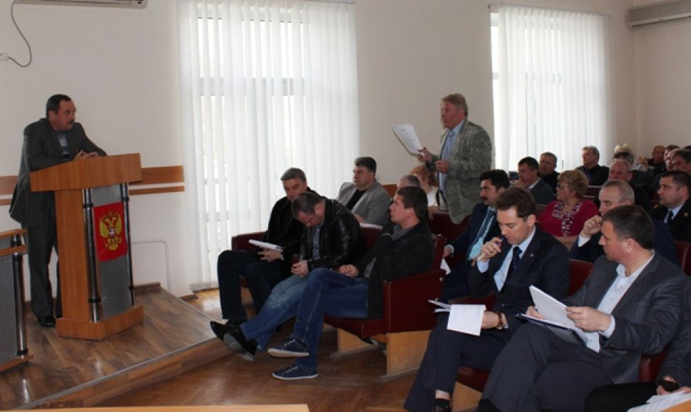 В Феодосии ждут принятия закона о перевозках