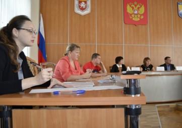 В Феодосии обсудили вопросы предпринимательства
