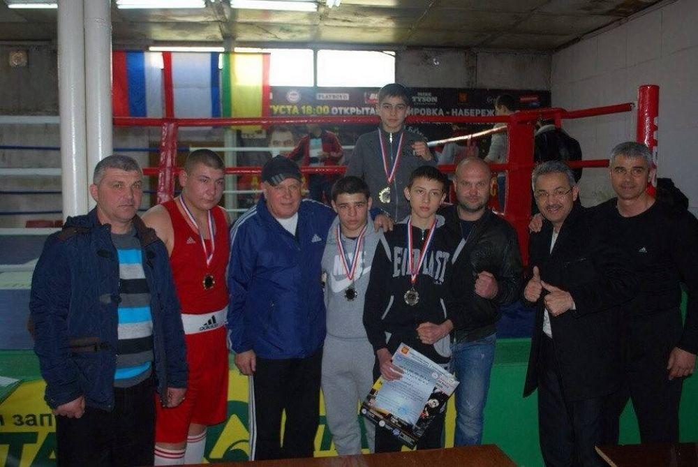 С 5 по 7 марта в городе Евпатории проходило Первенство Республики Крым по боксу.