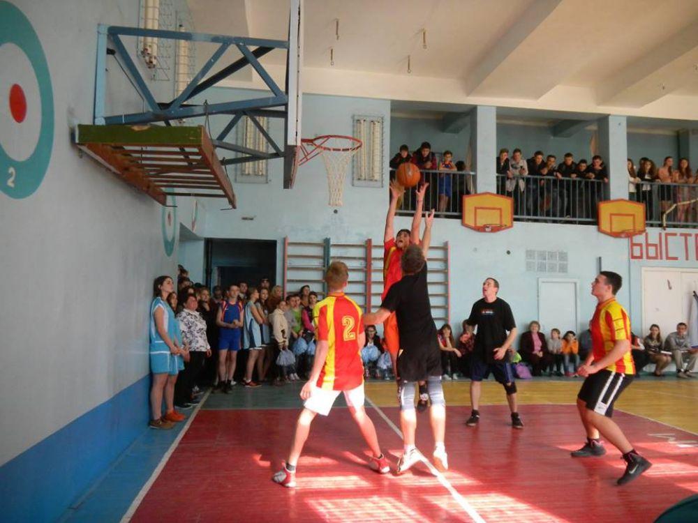 В Феодосии подвели итоги городского первенства по баскетболу