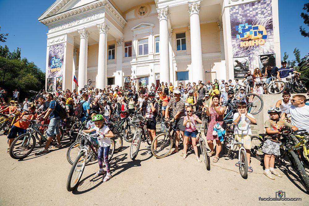 Феодосийские велосипедисты проведут акцию, посвящённую годовщине Победы