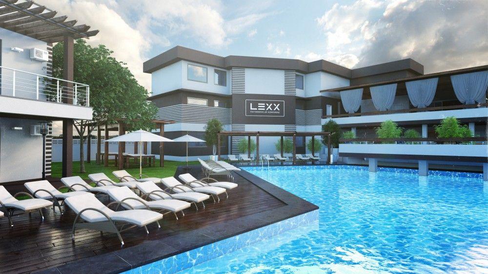 Отель LEXX: В Коктебеле открывается SPA-отель