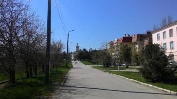Весна в Феодосии...
