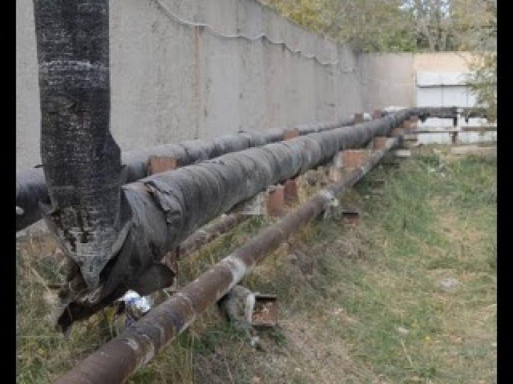 Феодосийские котельные и теплотрассы изношены на 80%