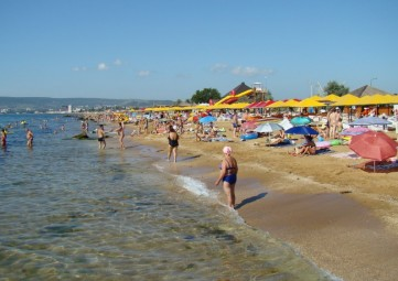 Число отдохнувших в Феодосии в текущем году туристов увеличилось на треть