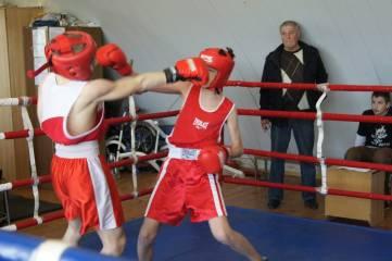 В Феодосии прошло первенство «дружбы» по боксу