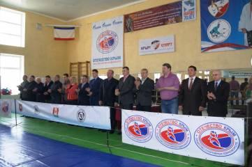 В Феодосии провели Первенство Крыма по самбо