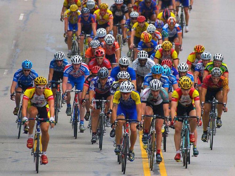 В Феодосии прошел очередной этап Всероссийских соревнований по велоспорту