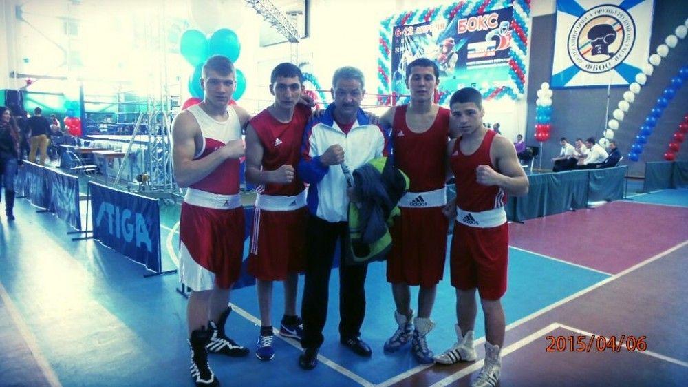 Старокрымский спортсмен вошел в сборную России по боксу