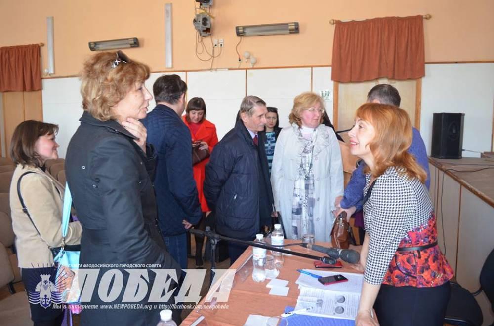 В Феодосии прошёл день Министерства курортов и туризма Крыма
