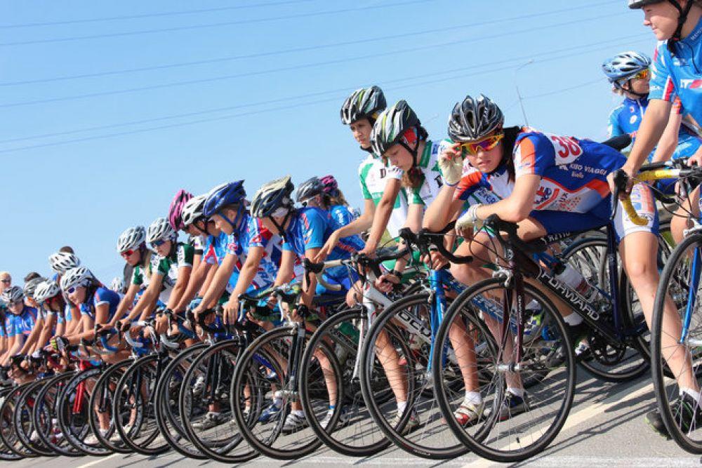 В выходные в Феодосии пройдет две велогонки