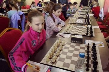 Феодосийские шахматистки уже сыграли по три игры на чемпионате России по шахматам