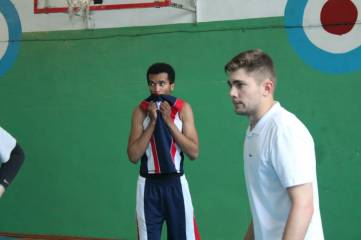 Феодосийская команда по баскетболу — лучшая.