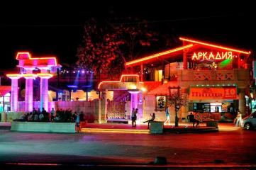 30 апреля состоится открытие сезона-2015 в ночном клубе «Аркадия»
