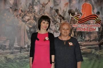 «Мы — наследники Победы!» - Феодосия