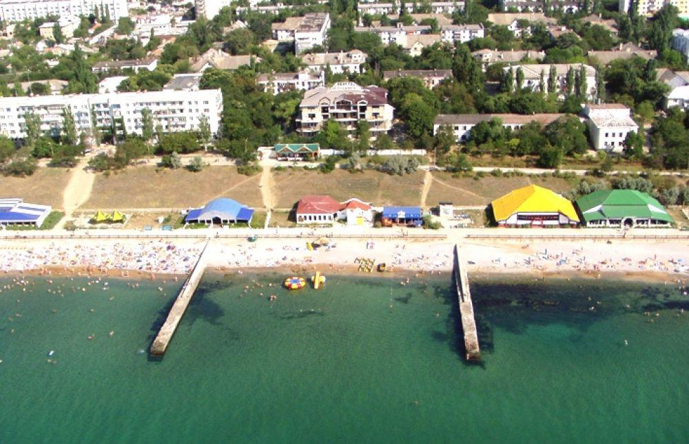 Главгосэкспертиза одобрила проект реконструкции берегоукреплений в Приморском