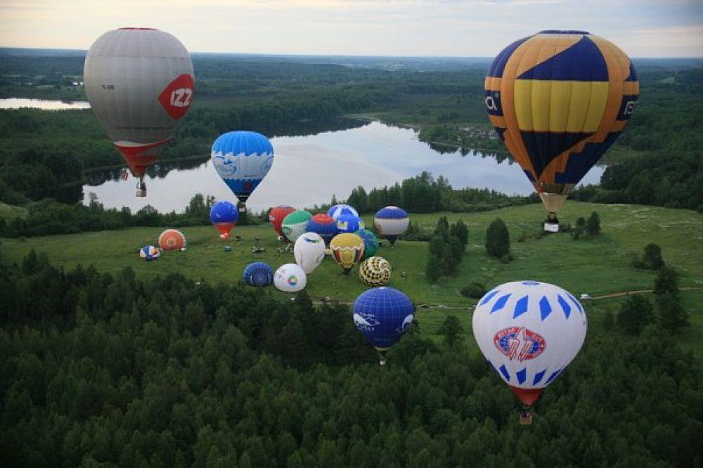 Под Феодосией проведут соревнования на воздушных шарах