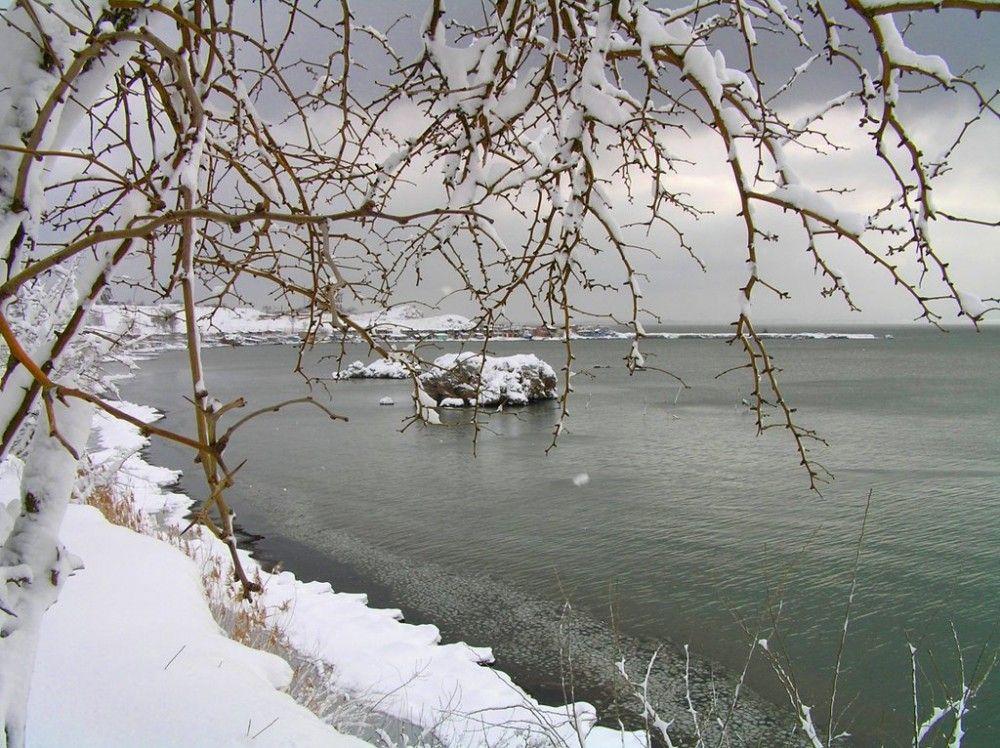 Снижение температуры и снег
