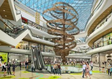 В Феодосии строят торгово-развлекательный центр