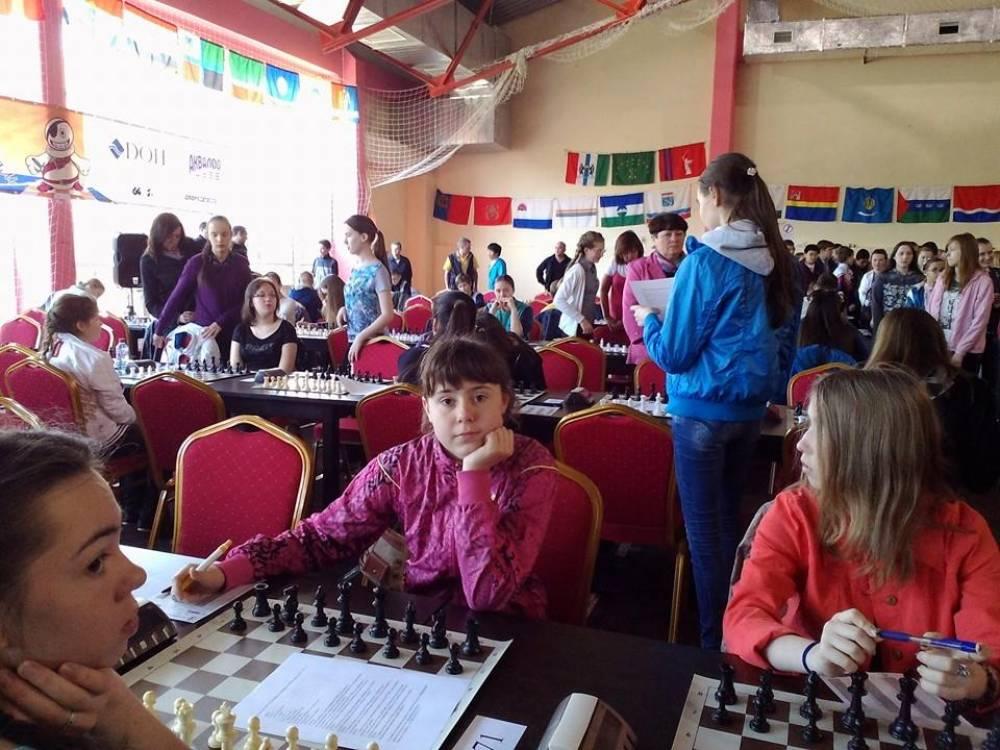Феодосийская шахматистка стала Чемпионкой России