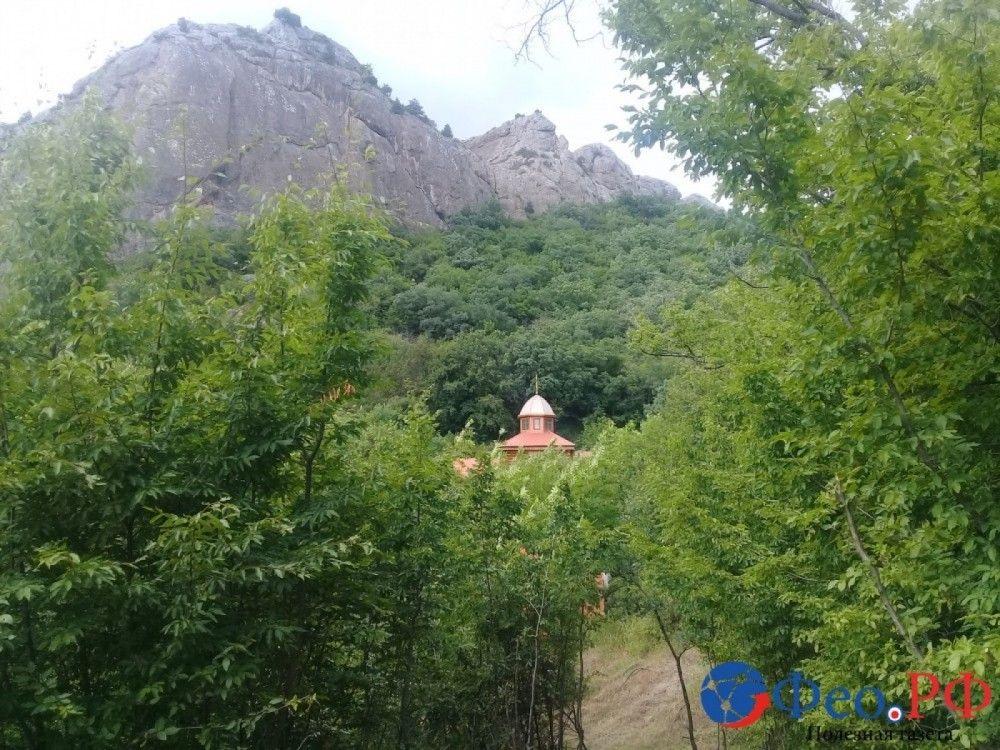 Туристы называют эти места «Крымской Швейцарией»