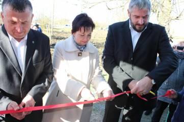 Новый детский сад открыли в одном из сел Ленинского района (ФОТО)