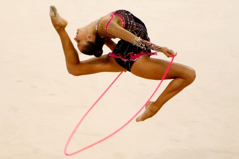 Феодосийские гимнастки подтвердили свои звания и разряды
