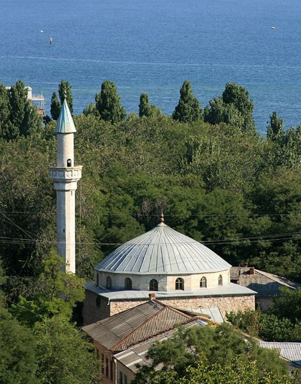 Исторические памятники Феодосии