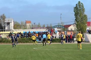 Феодосийская футбольная команда победила соперников