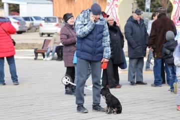 Щебетовка с размахом проводила зиму (ФОТО)
