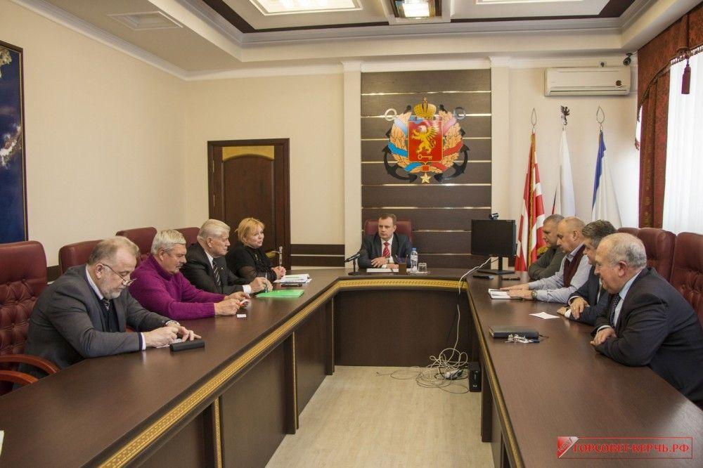 В Керчи заседал Общественный совет