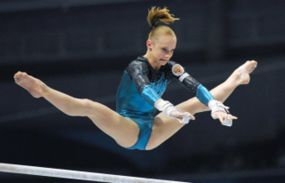 Спортивные гимнасты Феодосии привезли десять призовых мест с Чемпионата Крыма