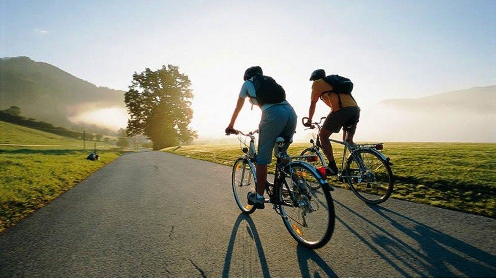 Где должны ездить феодосийские велосипедисты