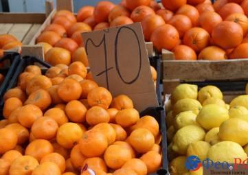 Аншлаг на феодосийских рынках