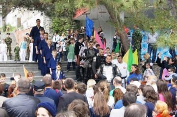 В Феодосии состоялся парад восточных единоборств (ФОТО)
