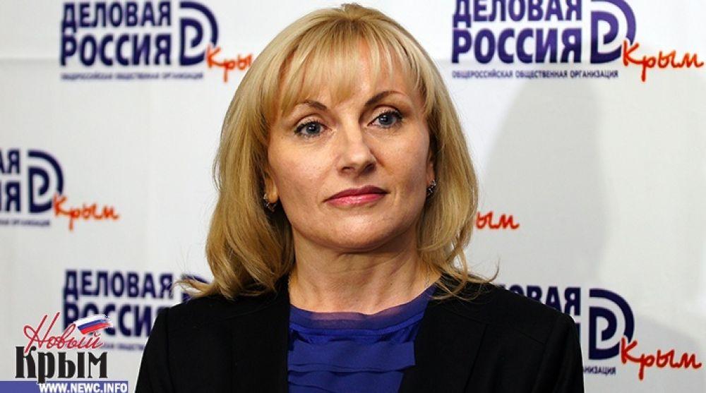 Cостоится выездной прием предпринимателей Уполномоченным по защите прав предпринимателей в Республике Крым Светланой Лужецкой