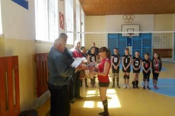 В Феодосии прошли два турнира по волейболу