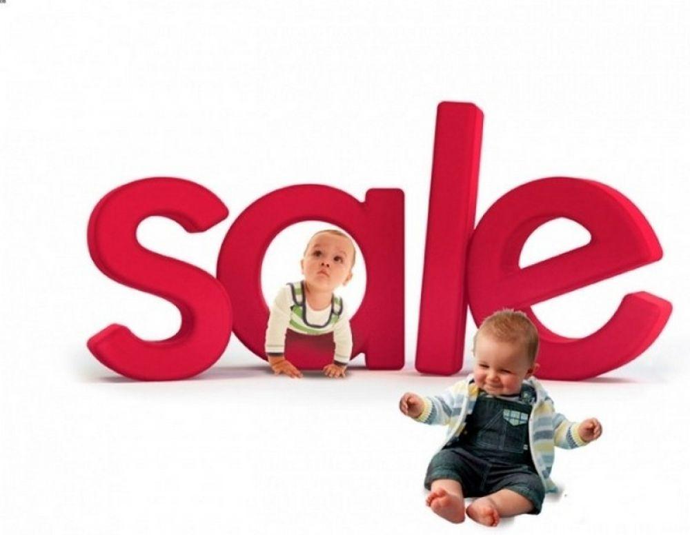 Теперь феодосийцы смогут купить фирменную детскую одежду всего за 199 руб!