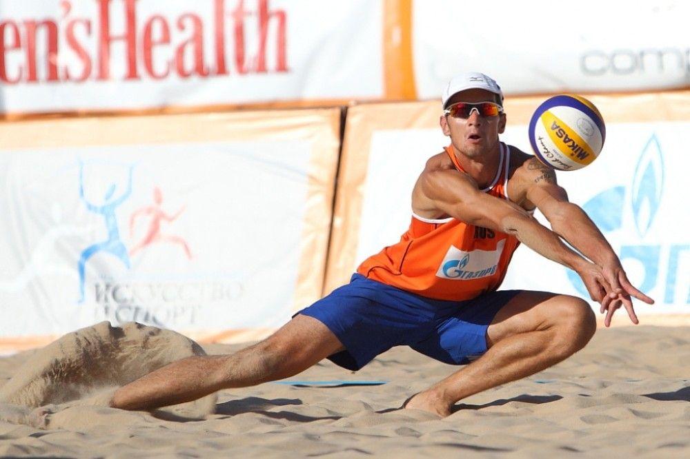 В Феодосии состоится международный турнир по пляжному волейболу среди ветеранов