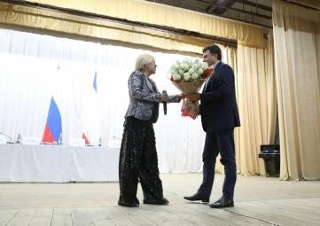 Легкоступова заставила министров Крыма петь «Ягоду-малину», а силовые ведомства танцевать (ВИДЕО)