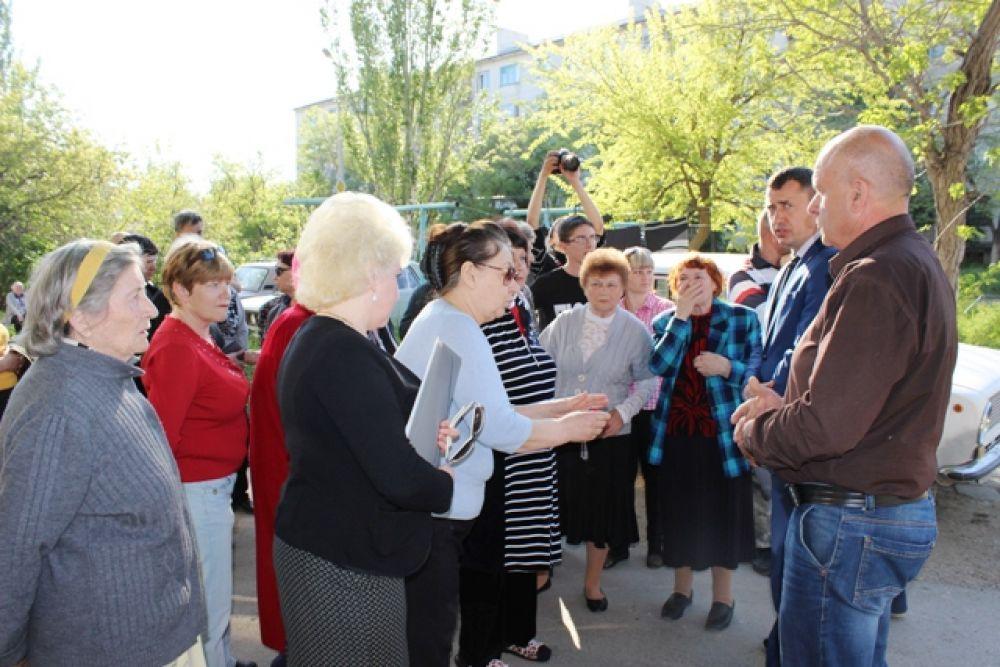 Власти города отреагировали на обращение жильцов
