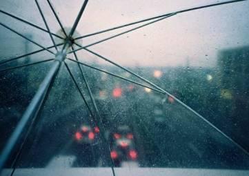 В Феодосии всю ночь будет идти дождь