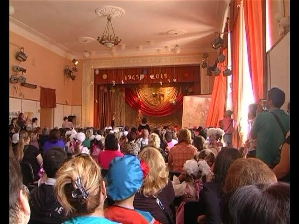 В городском доме культуры провели конкурс талантливых дошколят