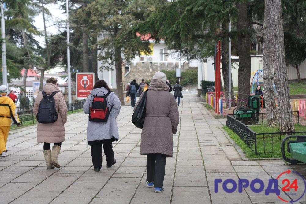 Прогулка с Городом24 по ЮБК