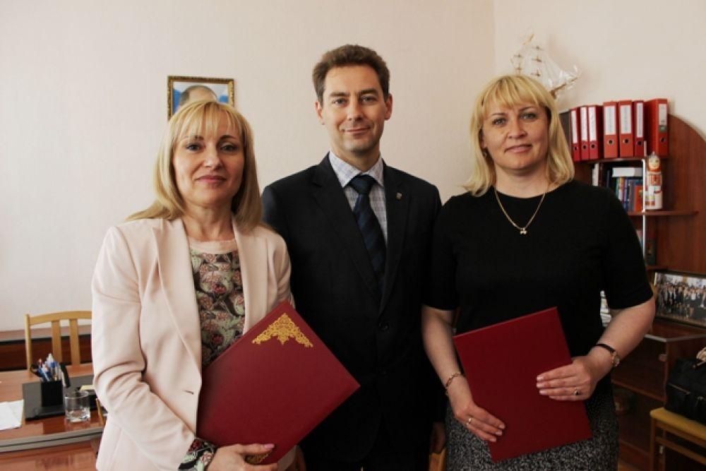 Администрация Феодосии и омбудсмен по защите прав предпринимателей подписали соглашение