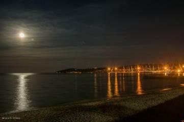 Майский вечер в Феодосии