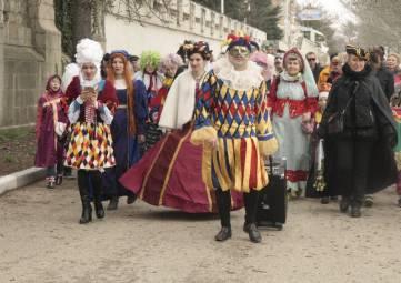 Костюмированное праздничное шествие состоится в Феодосии ко Дню театра
