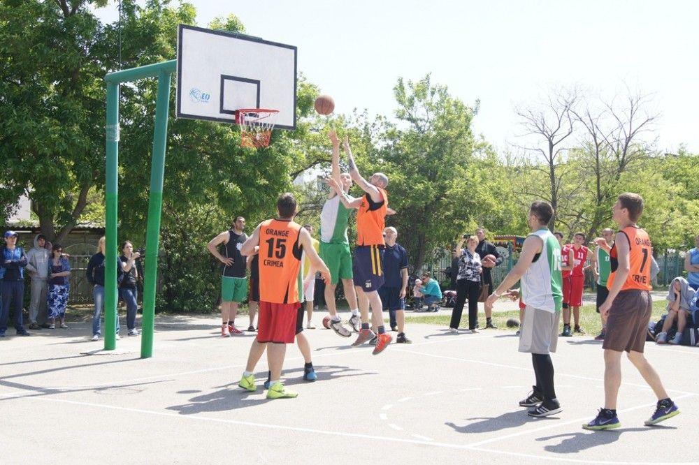 Феодосийский турнир по «Streetball» побил рекорд Крыма