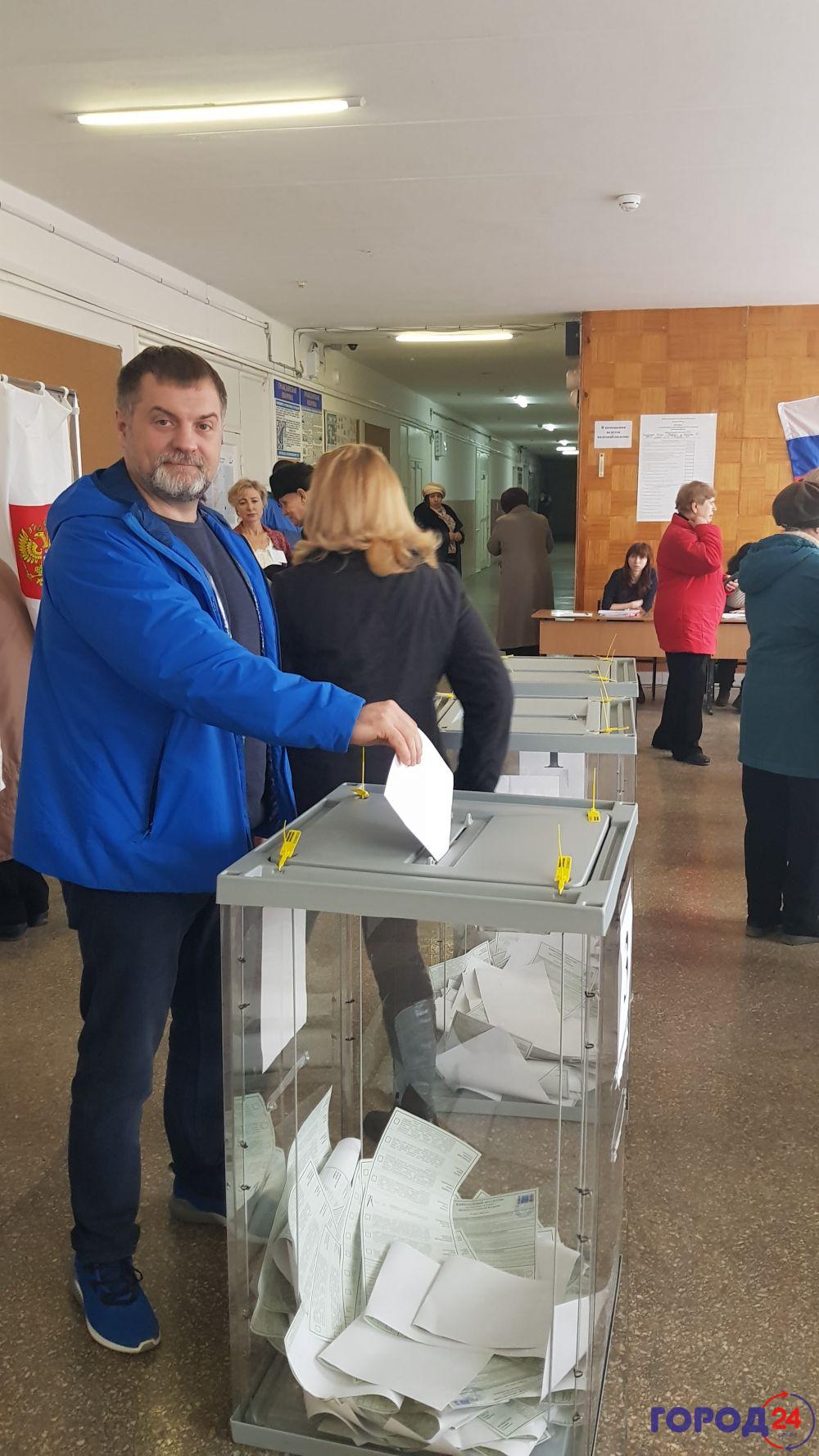 Выборы в Феодосии идут полным ходом