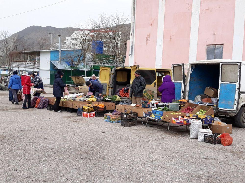 Проверка не выявила нарушений на ярмарке в Орджоникидзе